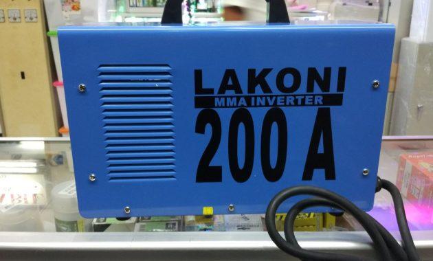 Mesin Las Listrik Lakoni Falcon 200a Lakoni Falcon 205