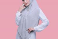 Sku0000030 Khimar Swarovski Clarissa Hijab Syari Jilbab Syari Kerudung Instan Pic1