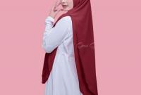 Sku0000030 Khimar Swarovski Clarissa Hijab Syari Jilbab Syari Kerudung Instan Pic2
