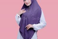 Sku0000030 Khimar Swarovski Clarissa Hijab Syari Jilbab Syari Kerudung Instan Pic3
