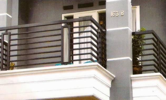 Pagar Minimalis Balkon Atas - Content