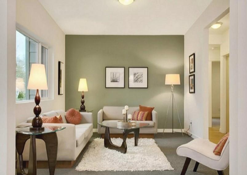 Cat Ruang Tamu Warna Cat Rumah Bagian Dalam Yang Elegan ...