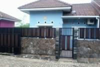 Contoh Pagar Tembok Rumah Minimalis Type 36