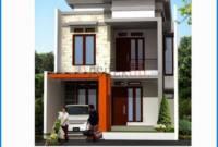 Desain Rumah 2 Lantai Minimalis 2020