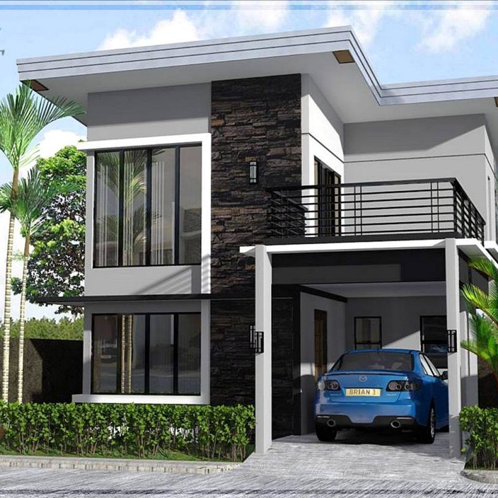 Gambar Rumah Minimalis 2 Lantai Terbaru 2020 - Content