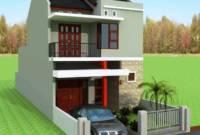 Minimalis Type 36 Modern Sederhana Rumah Minimalis 2 Lantai