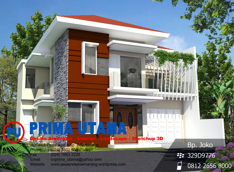 Model Atap Rumah 2 Lantai Klasik Modern Content