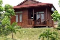 Model Kampung Gambar Rumah Sederhana Di Desa
