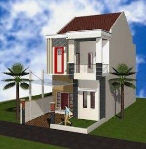 Rumah Type 36 2 Lantai Minimalis Content