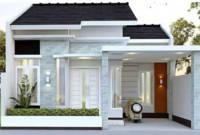 Tampak Depan Model Rumah Minimalis 2020 Sederhana