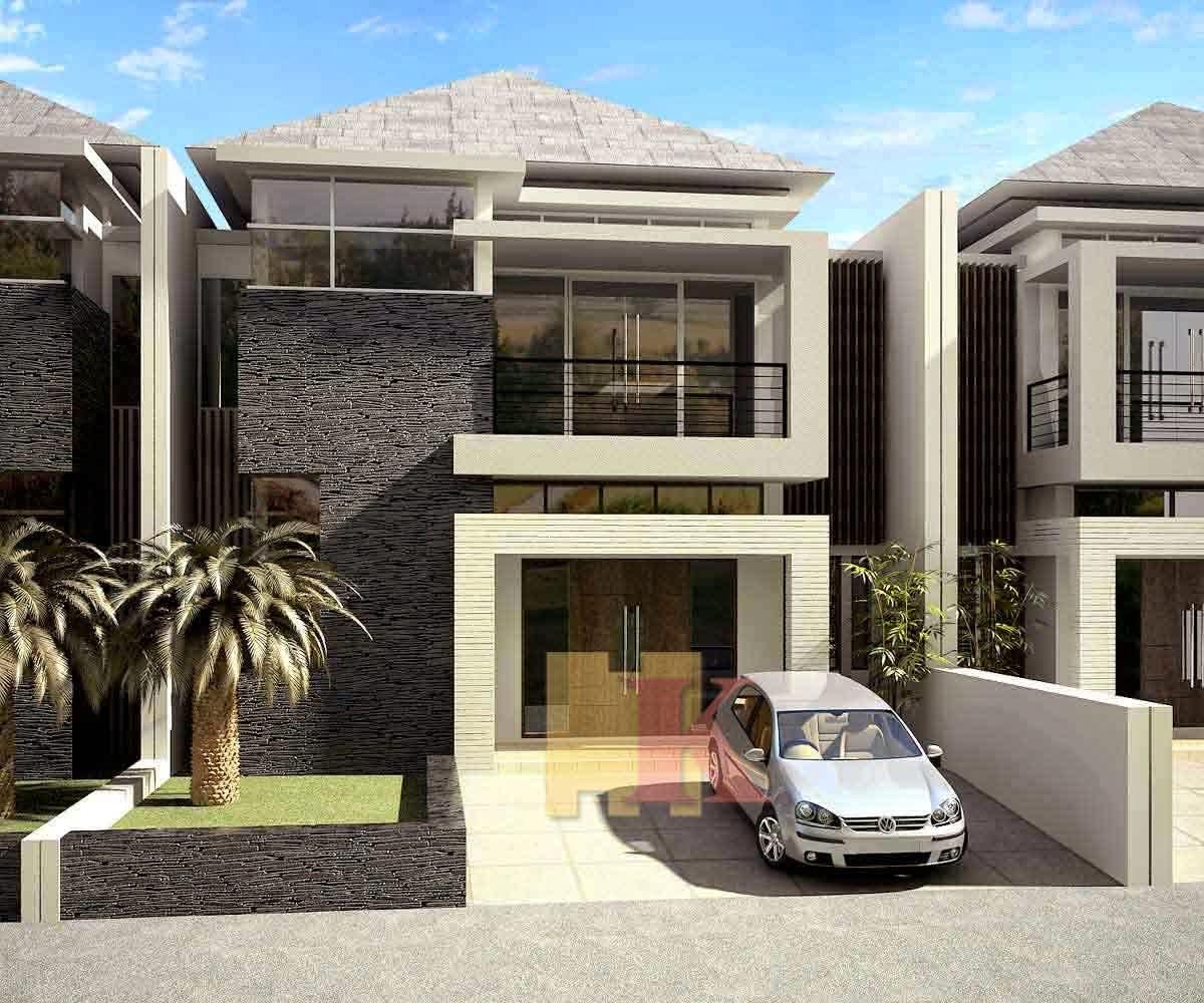 Desain Interior Desain Rumah 2 Lantai Minimalis Modern Elegan Content