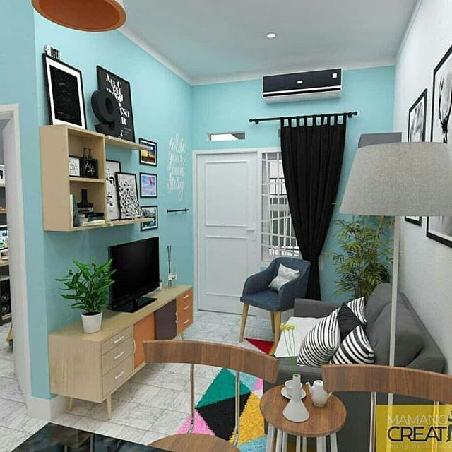 Desain Interior Rumah Type 36 84 Content