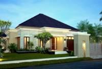 Desain Rumah Minimalis 1 Lantai Modern