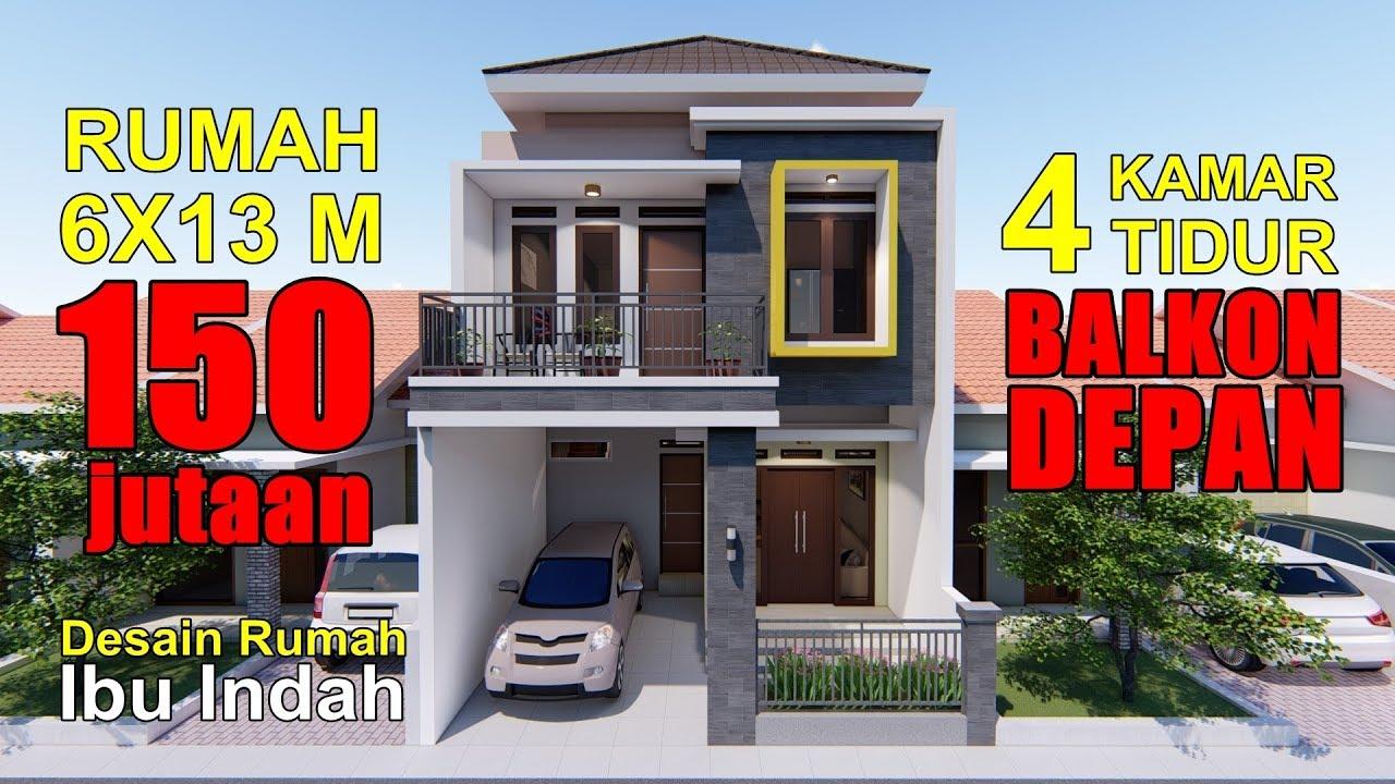 Desain Rumah Minimalis 2 Lantai Type 36 60 Content