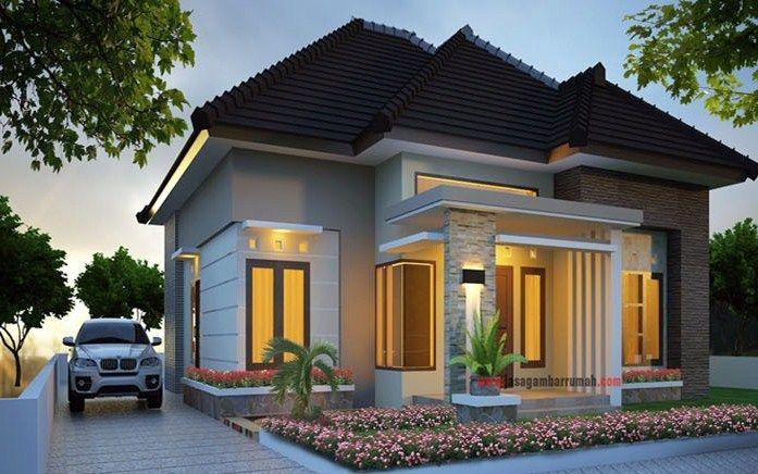 Desain Rumah Minimalis Modern 1 Lantai 2020 - Content