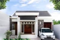 Desain Rumah Minimalis Modern 1 Lantai Type 36