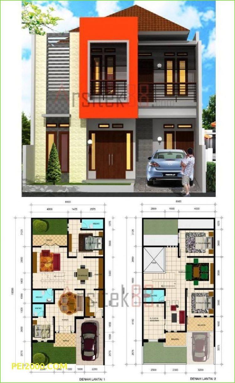 Desain Rumah Type 36 90 2 Lantai Content