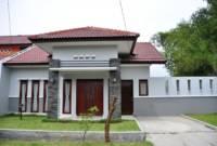 Desain Rumah Yang Sederhana Tapi Elegan