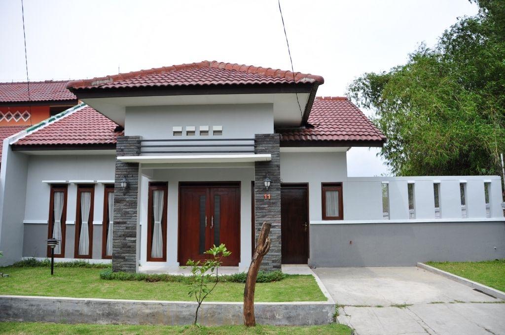 Desain Rumah Yang Sederhana Tapi Elegan Content