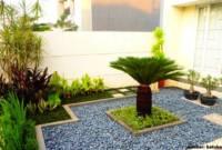 Desain Taman Minimalis Di Lahan Sempit Depan Rumah