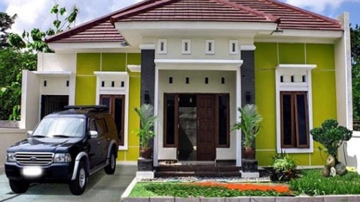 Gambar Kombinasi Warna Cat Rumah Bagian Depan - Content