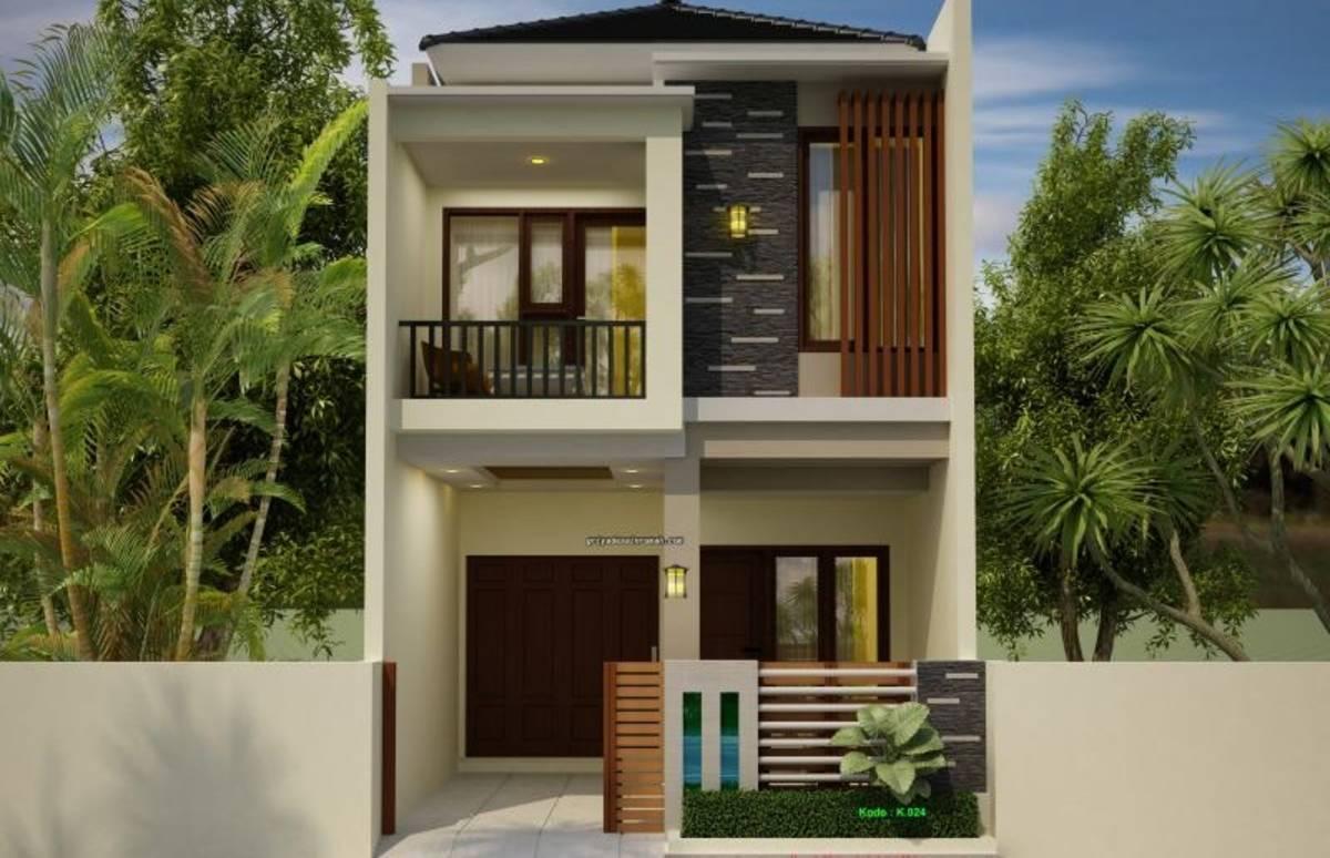 Minimalis Desain Rumah 2 Lantai Sederhana Dan Biaya - Content