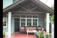 Model Gambar Teras Rumah Sederhana Di Kampung