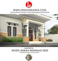 model teras rumah minimalis tampak depan 2020 - content