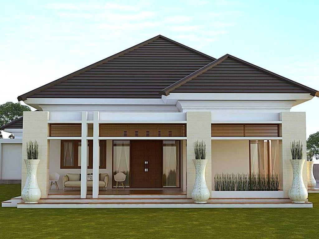 Modern Model Rumah Minimalis 2020 Tampak Depan Content