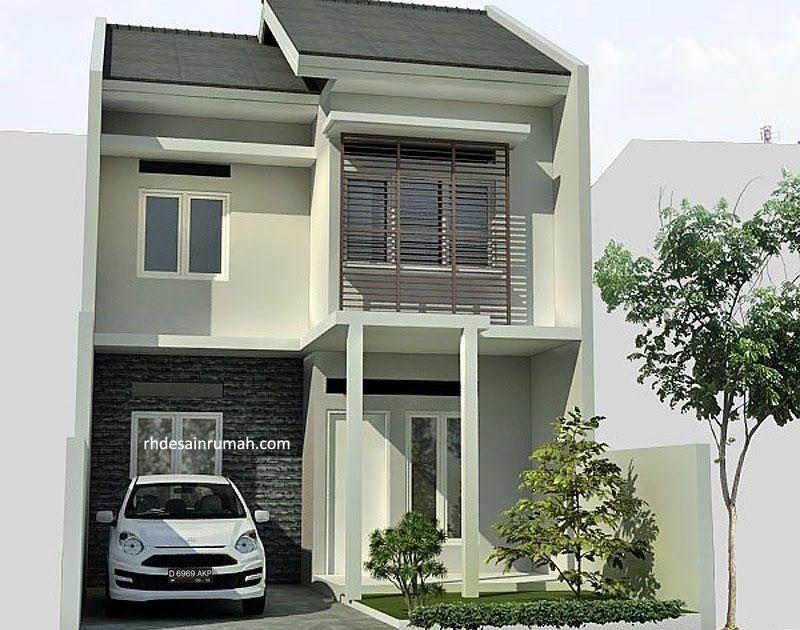 Sederhana Desain Rumah Minimalis 2 Lantai 6x12 - Content