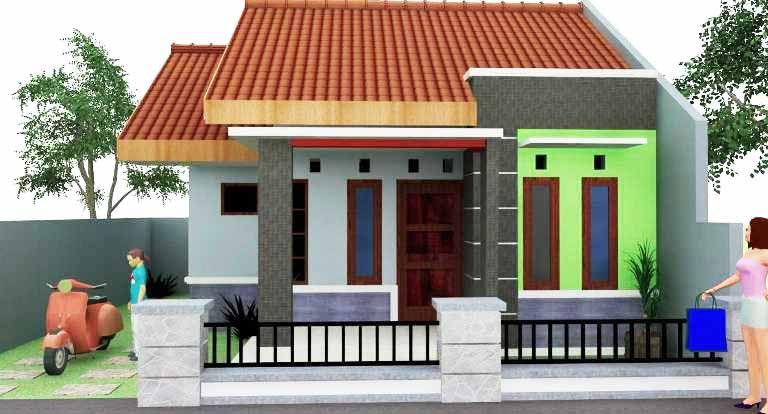 Sketsa Gambar Rumah Sederhana Di Desa Content