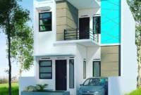 Type 36 Desain Rumah Minimalis 2020 Lantai 2