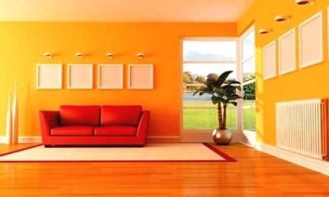 Warna Cat Rumah Bagian Dalam Yang Bagus Dan Cerah - Content