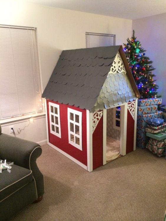 Cara Membuat Rumah Rumahan Dari Kardus Untuk Anak - Content
