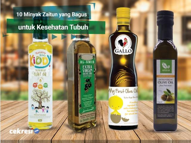 Manfaat Minyak Zaitun Yang Baik Untuk Kesehatan Content