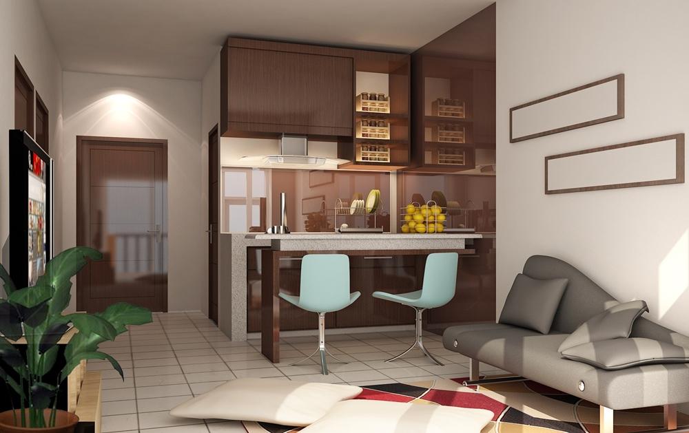 Sederhana Desain Interior Rumah Minimalis Type 36 72 - Content