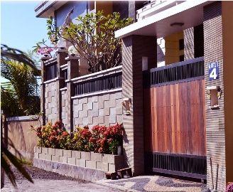 25+ gambar tiang pagar rumah minimalis images - content