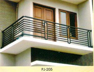 081218718975 Model Balkon Rumah Minimalias 2 Lantai Modern Termurah