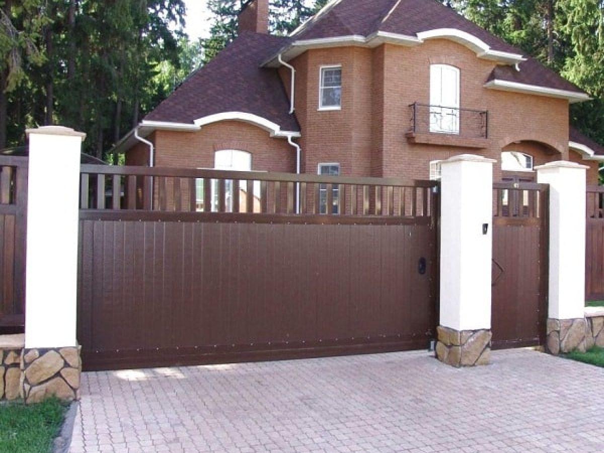 model pagar rumah minimalis sederhana 1200x900 1